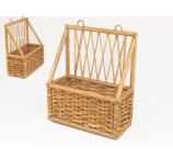 RATTAN SHELF NATURAL 30 CM -H-