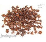 STAR ANISE FOR DECORATION 100 GRAM/PB-available from 01.10.2019