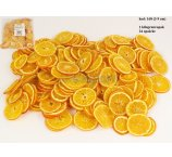 DRIED ORANGE SLICES 3-9 CM PACKING MIX SIZE 1 KG/PB