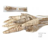 CANE CONE 45-50 CM NATURAL 12 PC / PB