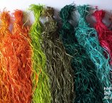 RAFFIA CURLY COLORED 250 GRAMM