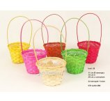 BASKET FOR PRIMULE 11 CM-D  available colors green, red, yellow.