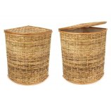 HAMPER RATTAN MEDIUM  55 x 42 x 33 cm
