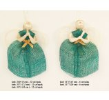ANGEL GREEN 10 CM -12 PC/PB