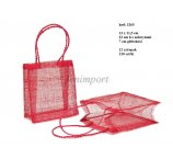 BAG RED 12 x 13 CM