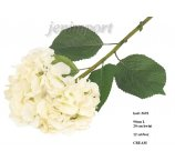 HEDRANGEA 90 CM CREAM FRESH TOUCH
