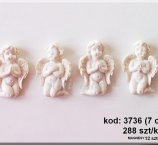 ANGELS PRAYING 7 CM MAGNET