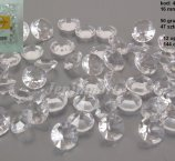 DIAMOND D-16 MM ACRYLIC 50 G / 47 PC -PB