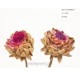 ARTICHOKE FLOWER 12-14 CM -D- NATURAL MEDIUM