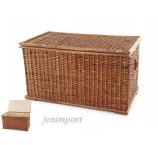 HAMPER RATTANOWY MEDIUM