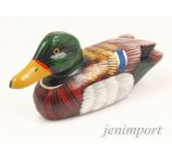 DUCK FROM EXOTIC WOOD 7,5 CM