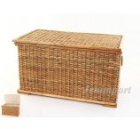 HAMPER RATTAN MEDIUM 68 x 38 x 38 cm